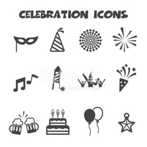 Symbol,Party - Social Event,Birthday,Icon Set,Celebration,Ilustration,Singing,Anniversary,Pyrotechnics,New Year's Eve,Musical Note,Decoration,Elegance,Entertainment,Mask,Event,Vector,Drink,Happiness,Monochrome,Joy,White,Drunk,Beer - Alcohol,Glass,Isolated,Hat,Music,Black Color,Cake,Cheering,Cracker,People,Balloon,Sign,Holiday,Star Shape,Fun