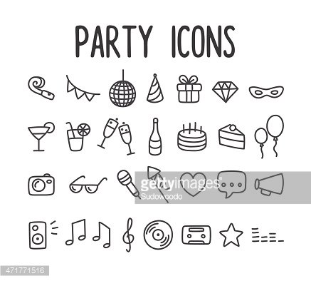 Event,Drink,Food,Surprise,Symbol,Sign,Balloon,Gift,Bottle,Hat,Alcohol,Champagne,Cocktail,Cake,Firework Display,Camera - Photographic Equipment,Party - Social Event,Birthday,New Year's Eve,Glass - Material,Decoration,Mask - Disguise,Fun,Computer Icon,Heart Shape,Birthday Cake,Drinking Glass,Music,Outline,Disco Ball,Birthday Present,Noise,Illustration,Celebration,New Year,Sound,Doodle,Vector,Photography Themes,Nightlife,Collection,Firework - Man Made Object,Speaker,Holiday - Event,New Year's Day,Arts Culture and Entertainment,2015,Icon Set,60496