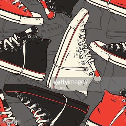 Old,Run,People,Clothing,Casual Clothing,Shoe,Personal Accessory,Boot,Sport,Human Body Part,Sports Shoe,Human Foot,Design,Running,Walking,Drawing - Activity,Colors,Multi Colored,Pattern,Old,Old-fashioned,Textile,Part Of,Pair,Backgrounds,Healthy Lifestyle,Exercising,Teenager,Senior Adult,Outline,Youth Culture,Textile Industry,Shoelace,Illustration,Sketch,Vector,Rock Music,Funky,Fashion,Collection,Retro Styled,Canvas Shoe,Lace - Fastener,Background,Single Object,2015,Boot,Seamless,Grunge,81352,Smart Casual,Converse,Fashionable,111645