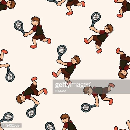 People,Activity,Equipment,Symbol,Competition,Sport,Racket,Tennis,Pattern,Backgrounds,Playing,Tennis Racket,Illustration,Vector,2015,Seamless Pattern