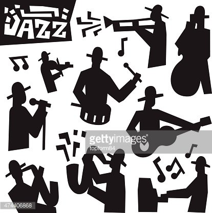 Computer Graphics,People,Event,Equipment,Symbol,Performance,Variation,Creativity,Musical Instrument,Human Body Part,Toned Image,Design,Musician,Singing,Orchestra,Popular Music Concert,Classical Concert,Brass Instrument,Saxophone,Trumpet,Tuba,Silhouette,Computer Graphic,Playing,Adult,Jazz Music,Blues Music,Music,Art,Noise,Illustration,Sound,Drummer,Group Of People,Men,Doodle,Vector,Performing Arts Event,Guitarist,Pianist,Collection,Performance Group,2015,Icon Set,The Human Body,Soul Music,71172