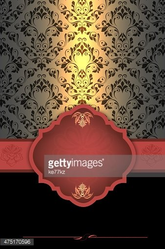 Decor,Wallpaper,Vertical,Design,Label,Dark,Pattern,Old-fashioned,Decoration,Backgrounds,Frame,Greeting Card,Art And Craft,Art,Craft,Ornate,Gold Colored,Illustration,Inviting,Template,Floral Pattern,Glowing,No People,Retro Styled,Invitation,2015,Your Text
