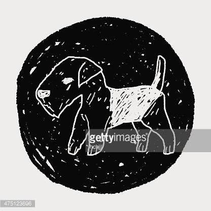 Computer Graphics,Symbol,Sign,Creativity,Nature,Pencil,Animal,Drawing - Activity,Dog,Backgrounds,Computer Graphic,Terrier,Doberman Pinscher,Cute,Illustration,Doodle,Puppy,Vector,Pets,Collection,Scribble,Background,2015