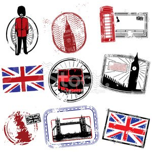London - England,Passport Stamp,British Culture,England,UK,Telephone,Map,Big Ben,London Bridge,Telephone Booth,English Culture,Famous Place,Vector,Flag,Europe,Ilustration,Journey,Houses Of Parliament - London,Vector Icons,Vector Ornaments,Architecture And Buildings,Illustrations And Vector Art,Monuments