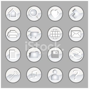 how to set up a letter to mail icons for the web silver theme stock vectors 365psd 22361
