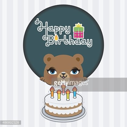Surprise,Gift,Toy,Animal,Smiling,Party - Social Event,Birthday,Bear,Small,Decoration,Backgrounds,Fun,Greeting Card,Cute,Birthday Present,Illustration,Celebration,Cartoon,Inviting,Young Animal,Vector,Safari Animals,Holiday - Event,Invitation,Background,2015,Bear