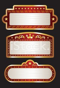 Theater Marquee,Stage Theater,Theatrical Performance,Sign,Broadway,Banner,Hollywood - California,Film Industry,Lighting Equipment,Academy Awards,Illuminated,Frame,Backgrounds,Billboard,Neon Light,Entertainment,Star Shape,Light Bulb,Vector,Gold Colored,Box Office,Advertisement,Blank,Design Element,Majestic,Shiny,Nightlife,Commercial Sign,Ilustration,Urban Scene,Night,Bright,Electronic Billboard,Horizontal,Digitally Generated Image,Glowing,Message,No People,Vibrant Color,Color Image,Information Medium,Copy Space,Brightly Lit,Isolated On Black,Architecture And Buildings,Illustrations And Vector Art