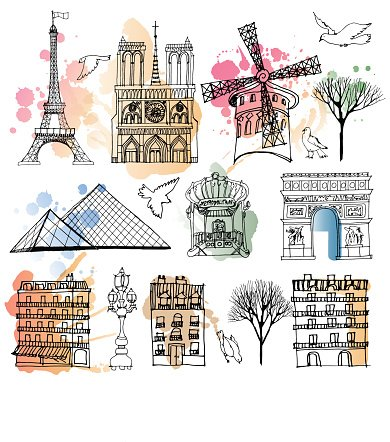 Notre,84661,Conquering Adversity,Retro Styled,Moulin Rouge,Europe,France,Paris - France,Eifel,Famous Place,Sketch,Art,Outdoors,Cabaret,Painting,Holiday - Event,Old-fashioned,Wallpaper,Ornate,Tower,Old,International Landmark,City,Illustration,Symbol,Fashion,Art Product,Human Body Part,2015,Ark,Street,Performing Arts Event,Travel,Watercolor Painting,Building Exterior,Arch,Shutter,Human Hand,Built Structure,Curve,Modern,Arts Culture and Entertainment,Vector,Old,Design,Drawing - Art Product,Monument,Architecture,Cityscape,Capital Cities,Blush - Make-Up,Tourism,Red,Vacations
