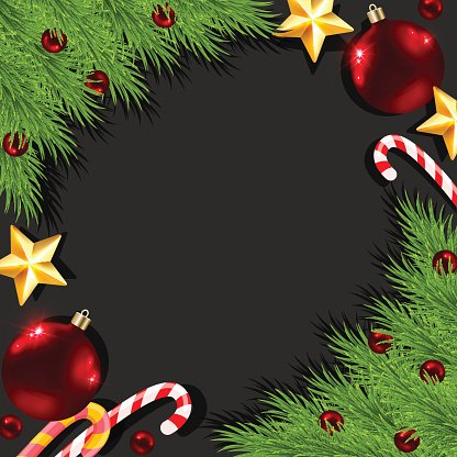 Celebration,No People,Banner,Holiday - Event,Greeting Card,Traditional Festival,Candy Cane,Ornate,New Year's Day,Christmas,Christmas Card,Illustration,Greeting,Christmas Decoration,Fashion,Banner - Sign,Pinaceae,2015,Fir Tree,Winter,National Holiday,Christmas Tree,Decoration,Backgrounds,Arts Culture and Entertainment,Star Shape,Pine Tree,Tree,Vector,Design,Black Background,Red,Black Color,Green Color