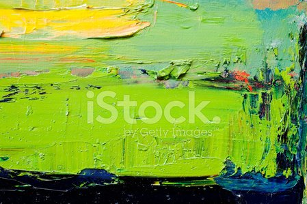 Abstract Painted Green Art Stock Vectors And Illustrations