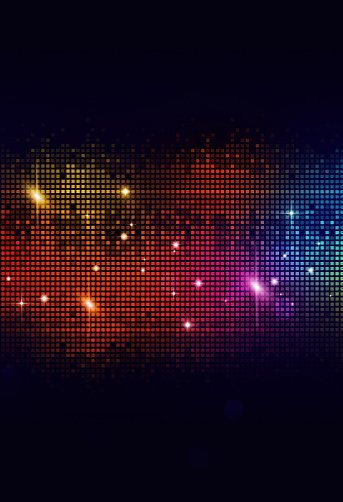 Disco Party Background Stock Vectors And Illustrations