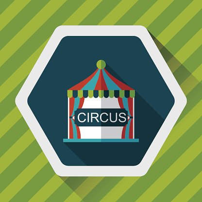 Celebration,Childhood,Fete,Illustration,Joy,Circus,Backgrounds,Flag,Event,Stadium,Fun,Vector,Striped,Laughing,Red