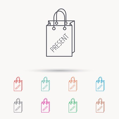 Sign,Supermarket,Illustration,Straight,Shopping Mall,Symbol,Fashion,Outline,Gift,Arts Culture and Entertainment,Vector,Giving,Bag,Blue,Badge,Red,Purse