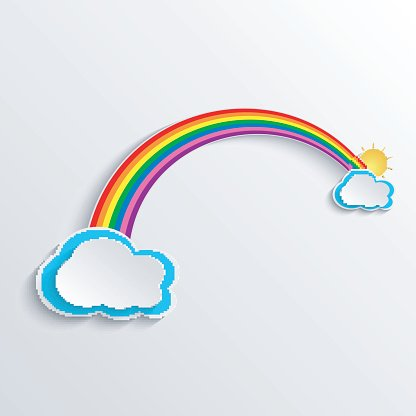 Multi Colored,Rainbow,Sky,Sign,Spectrum,template,Ornate,Wallpaper,Illustration,Summer,Wallpaper Pattern,Posing,Isolated,Book Cover,Placard,Environment,Shape,Duvet,Design Professional,Greeting Card,Creativity,Retro Styled,Abstract,Natural Disaster,Cloud - Sky,Appliqué,Scrapbook,Cloudscape,Sun,Single Object,Paper,Sunlight,Design Element,Vector,Poster,Banner,Nature,Covering,Pattern,Backgrounds,Scrap Metal,Design,Blue