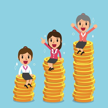 Charity and Relief Work,fundamental,Gold Colored,Finance,Females,Concepts,Cute,Senior Adult,Growth,Illustration,Sitting,Stack,Vector,Retirement,Posing,Level,Serene People,People,Coin,Women,Banking,Human Age,Grandmother,Large,Business,Wealth,Cartoon,Businesswoman,Happiness,Adult,Savings,Intelligence,Steps,Receiving,Planning,Currency,Paying,Investment