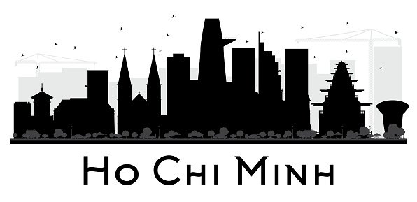 Backgrounds,Asia,Famous Place,Bird,Black Color,Business,Built Structure,Building Exterior,minh,Modern,Tree,Vietnam,Remote,Business Travel,Tourism,People,Silhouette,Taxi,Architecture,Isolated,Horizontal,House,Illustration,ho,Computer Graphic,Cityscape,Journey,Downtown District,Landscaped,Urban Scene,Cultures,City Life,White,Tower,Travel,Urban Skyline,Ho Chi Minh City,Skyscraper,Sparse