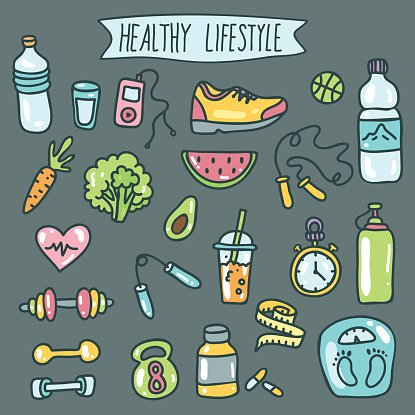 Lifestyles,Pattern,Illustration,Fruit,Food,Rope,Seamless,Vegetable,Tennis,Sport,Shoe,Equipment,Dumbbell,Sign,Symbol,Vector,Yoga,Activity,Backgrounds,Doodle,Dieting,Cooking,Bicycle,Action
