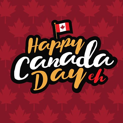 268399,No People,Computer Graphics,Flag,Design,Computer Graphic,Canadian Flag,Illustration,Maple Leaf,Typescript,Holiday - Event,Canada Day,Red,Pattern,Design Element