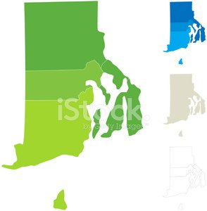 Rhode Island,Map,county,counties,Vector,state,Green Color,Shape,statehood,region,countys,countie,locality,Rhode Island Map,Constituency,Clip Art,Ilustration,International Border,Outline,Geographical Locations