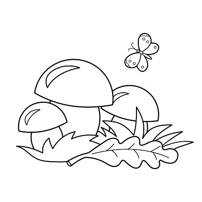 Coloring Page Outline Of Coloring Book For Kids Vector Images
