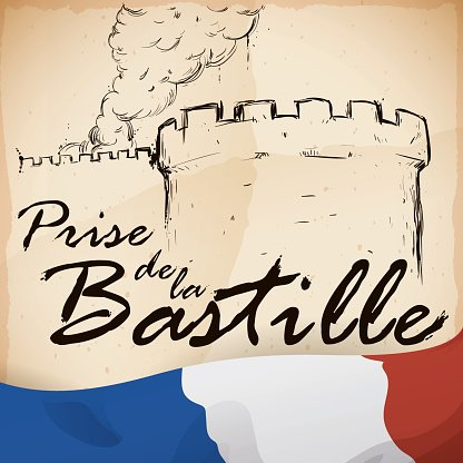 Celebration,Independence,Freedom,Europe,Paris - France,France,Bastille - Paris,Democracy,National,Holiday - Event,French Flag,Election,French Revolution,July,Government,Vector,Medieval,Smoke - Physical Structure,Bastille Day,Politics and Government,Fort,Handwriting,Postcard,Scroll,Poster,Cultures,Tower,Symbol,Patriotism,Typescript,Illustration,French Culture,Environment,Storm,European Culture,Falling,Flag,Prison,Scroll,Political Rally,Revolution,Ink,Day,Riot,National Landmark,Blue,Red,White Color