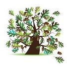 Oak Tree,Acorn,Tree,Autumn,Leaf,Environmental Conservation,Green Color,Drawing - Art Product,Sketch,Branch,Forest,Silhouette,Large,Vector,Abstract,Ilustration,Outline,Pencil Drawing,Plant,Art,Season,Design,Summer,Nature,Pattern,Painted Image,Ripe,Image,Plants,Decoration,Design Element,Vector Cartoons,Nature Abstract,Nature,Illustrations And Vector Art