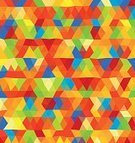 Abstract,No People,Two-dimensional Shape,Mosaic,Polygonal,Illustration,Backgrounds,Vector,Pattern