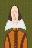Author,Fame,Playwright,Middle Ages,Elizabethan Style,History,Men,Old-fashioned,The Human Body,Computer Graphic,One Person,Ilustration,Male,Vector,Pattern,Design,People,Arts And Entertainment,Illustrations And Vector Art,Theatre