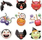 Halloween,Mask,Domestic Cat,Vampire,Clip Art,Candy,Symbol,Human Face,Witch,Icon Set,Vlad VI,Fang,Taffy Apple,Vector,Bat - Animal,Label,Devil,Pumpkin,Black Color,Party - Social Event,Candy Corn,Ilustration,Anger,Decoration,Furious,Set,Displeased,Hissing,Lollipop,Bucket,Fear,Horror,Flying,Animal Head,Design Element,Series,Color Image,Party Mask,Icon Series,Container,Holiday,Spooky
