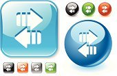 Icon Set,Symbol,Street,Internet,Computer Icon,Arrow Symbol,Concepts And Ideas,Interface Icons,Shiny,Sphere