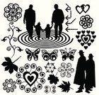 Animal Heart,Family,Silhouette,Heart Shape,Tree,Child,Butterfly - Insect,Book,Symbol,Men,Symmetry,Image,Autumn,Circle,Black Color,Love,Spiral,People,Chestnut,Leaf,Icon Set,Vector,Father,Suit,Scroll,Clothing,Flower,Antique,Business,Coat,Little Boys,Hat,Human Arm,Ilustration,Poster,Liana,Friendship,Arrow Symbol,Illustrations And Vector Art,Holiday,Christmas Decoration,Part Of