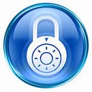 Symbol,Computer Icon,Lock,Padlock,Security,Security System,Blue,Circle,Isolated,Glass - Material,Sphere,Close To,Design,Closed,Style,Start Button,Computer Graphic,Elegance,Closing,Turquoise,White,Single Object,Reflection,Ilustration,render,Reflexion,Interface Icons,Shadow,No People,Shiny,Isolated Objects