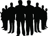 People,Silhouette,Group Of People,Business,Circle,Men,Business Person,Advice,Outline,Consultant,Black Color,Vector,Crowded,Isolated,Businessman,Leadership,The Human Body,Expertise,Efficiency,Shape,Professional Occupation,Ilustration,Cut Out,Sketch,Focus on Shadow,Confidence,Computer Graphic,Adult,Manager,Digitally Generated Image,Office Worker,Actions,Concepts And Ideas,Businesswoman
