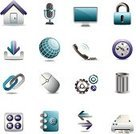 Symbol,Connection,Icon Set,Link,Telephone,Internet,Compass,Computer Mouse,House,Repairing,Communication,Safety,Downloading,Set,Shiny,Interface Icons,Lock,Vector,Sphere,Calculator,Circle,Modern,Gear,Microphone,No People,Conceptual Symbol,Arrow Symbol,Design Element,Computer Monitor,Garbage Bin,Address Book,Computers,Technology,Business Symbols/Metaphors,Vector Icons,Business,Computer Printer,Correspondence,internet icons,Illustrations And Vector Art