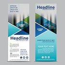 X-banner,Rollup,Square,Abstract,Computer Graphics,Template,Illustration,Business Finance and Industry,Model - Object,Moving Up,Backdrop,Computer Graphic,Plan,Flag,Plan,Business,Flyer - Leaflet,Typescript,Vector