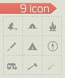 103626,60161,Vertical,Adventure,Relaxation,No People,Camping,Recreational Pursuit,Icon Set,Outdoors,Vector,Computer Icon,Set,Activity,Summer,Binoculars,Cultures,Fire - Natural Phenomenon,Travel,Campfire,Symbol,Illustration,Arranging,Navigational Compass,Tree,Tent,Picnic,,Backpack,Tourism