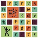 Child,Adult,71172,Square,Females,Men,Women,Silhouette,Back Lit,Music,Guitar,Microphone,Saxophone,Singer,Flute,Jazz Music,Cello,Orchestra,Illustration,People,Club DJ,Rock Music,Performer,Violinist,Musical Conductor,Rock Musician,Playing,Crockery,Violin,Accordion,Harp,Arts Culture and Entertainment,Musician,Plucking An Instrument,Performance Group,Drummer,Vector,Drum - Percussion Instrument,Piano,DJ,Dancing,Black Color