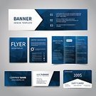 Square,Abstract,Identity,No People,Placard,Template,Illustration,Business Finance and Industry,Printout,Brochure,Business,Flyer - Leaflet