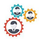Adult,Square,Leadership,Partnership - Teamwork,Wealth,Cooperation,Teamwork,Concepts,Men,Group Of People,Concepts & Topics,Meeting,Illustration,People,Businessman,Computer Icon,Symbol,Business Finance and Industry,Communication,Social Issues,Business,Manager,Vector,Design,Occupation