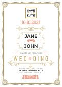Vertical,Sparse,Elegance,Love,Wedding,Ornate,Template,Illustration,Greeting,Inviting,Invitation,Decoration,Backgrounds,Label