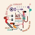 Poster Design,60496,71172,Square,Nightlife,Three People,Pianist,Classical Concert,Music,Three,Guitar,Placard,Jazz Music,Orchestra,Illustration,People,Musical Instrument,Concert,Poster,Music Festival,Trumpet,Popular Music Concert,Jazz Festival,Guitarist,Arts Culture and Entertainment,Musician,Performance Group,Piano,Design