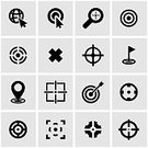 Square,Focus - Concept,Strategy,Aspirations,Accuracy,Success,Goal,Dartboard,Background,Center - Athlete,Leisure Games,Darts,Sport,Military Target,Vector,Backgrounds,Business Finance and Industry,Computer Icon,Arrow Symbol,Symbol,Illustration,Business Strategy,Dart,Aiming,Sports Target,Midsection,Business