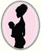 Mother,Baby,Silhouette,Child,Newborn,Cartoon,Love,Embracing,Holding,Family,Frame,Vector,Pink Color,Ilustration,Profile View,Beauty,Cute,Femininity,Female,Characters,Care,People,Bonding,People,Babies And Children,Lifestyle,Illustrations And Vector Art,Pastel Colored,Vector Cartoons