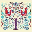 Square,Elegance,Art,Funky,Decor,Background,Animal,Ornamental Garden,Art And Craft,Vector,Backgrounds,Scandinavian Culture,Modern,Drawing - Activity,Decoration,Botany,Cultures,Arts Culture and Entertainment,Branch,Forest,Illustration,Design,Ornate,Nature,Tree,Geometric Shape,Shape,Fashion,Textile