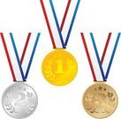 268624,268625,Sport Icon,Horizontal,Good Sportsmanship,Success,Competition,Coin,Gold Medal,World Title,First Place,Silver Medal,Sport,Vector,Medalist,Third Place,Winning,International Multi-Sport Event,Second Place,Illustration,Gold,Bronze - Alloy,Cartoon,Silver - Metal,Medal,Sports Race,Competitive Sport,Bronze Medal,Silver Colored,Gold Colored,Bronze Colored
