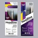X-banner,Square,Abstract,Computer Graphics,Template,Illustration,Rolling,Business Finance and Industry,Model - Object,Moving Up,Backdrop,Computer Graphic,Plan,Flag,Plan,Business,Flyer - Leaflet,Typescript,Vector