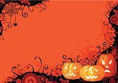 Halloween,Pumpkin,Backgrounds,Spider Web,Jack O' Lantern,Spider,Vector,Symbol,Abstract,Spooky,Orange Color,October,Black Color,Backdrop,Ilustration,Horror,Lantern,Gourd,Night,Dark,Illuminated,Red,Facial Expression,Heat - Temperature,Hollow,Dusk,Evil,Vector Backgrounds,Smiling,Glowing,Halloween,Holidays And Celebrations,Illustrations And Vector Art