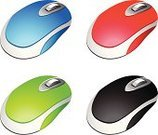 Computer Mouse,Three-dimensional Shape,Ilustration,Technology,Green Color,White Background,Red,Communication,Computer Icon,Blue,Symbol,Internet,Isolated On White,Black Color,Chrome,Metallic,Global Communications