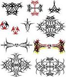 Tattoo,Indigenous Culture,Tribal Art,Cross Shape,V-shape,Art,Gothic Style,Design,Vector,Biohazard Symbol,Symbol,Shape,Danger,Computer Icon,Black Color,Decoration,Arc,Paganism,Forbidden,Bagan,Cross Section,Symmetry,Creativity,Drawing - Art Product,Radioactive Warning Symbol,Warning Symbol,Yellow,Trip Hazard Sign,Style,Radiation,Red,Risk,Crisscross,Scroll Shape,Pencil Drawing,Swirl,Sketch,Ink,Advice,Hazardous Area Sign,No People,Fashion,Large Group of Objects,Vertical,Warning Sign,Vector Icons,Ilustration,Curve,Fashion,Art Product,handcarves,Clip Art,Illustrations And Vector Art,Beauty And Health,Vector Ornaments