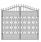 Iron - Metal,Gate,wrought,Wrought Iron,Door,Frame,Vector,Decoration,Design,Ornate,Symmetry,Antique,flourishes,Ilustration,Scroll Shape,Illustrations And Vector Art,Architecture And Buildings,Vector Ornaments,Clip Art,Black Color,Painted Image,Line Art,Curled Up,Computer Graphic